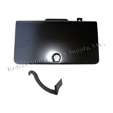 Glove Box Door Fits 46-53 Truck, Station Wagon
