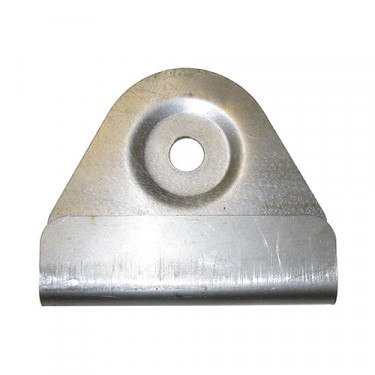 US Made Door Escutcheon (2 required) Fits 41-71 MB, GPW, CJ-2A, 3A, 3B, 5, M38, M38A1