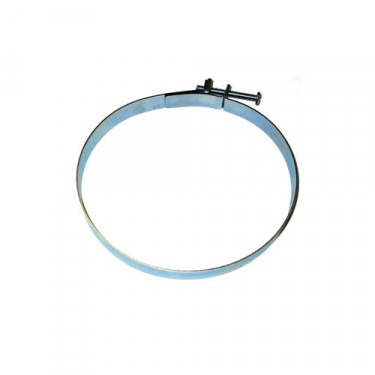 Fresh Air Clamp (2 required) Fits  57-71 CJ-5, Truck, Station Wagon