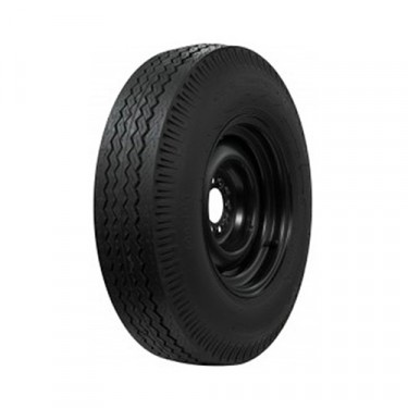 "STA Super Transport Tread Tire 700 x 15"" 6 ply Fits  41-71 Jeep & Willys (tubeless tire)"
