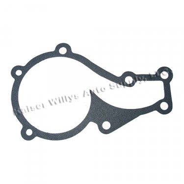 Replacement Water Pump to Plate Gasket Fits 54-64 Truck, Station Wagon with 6-226