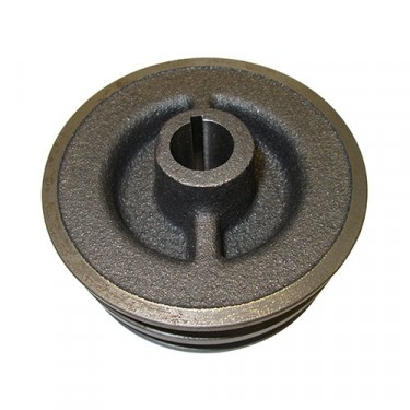US Made Generator Pulley (double groove) Fits 50-66 M38, M38A1