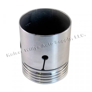 """New Replacement Piston with Pin - .060"""" o.s.     Fits 41-71 Jeep & Willys with 4-134 engine"""