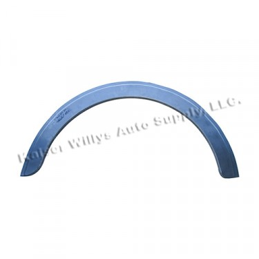 Passenger Side Rear Wheel Arch Repair Body Panel  Fits 46-64 CJ-2A, 3A, 3B, M38