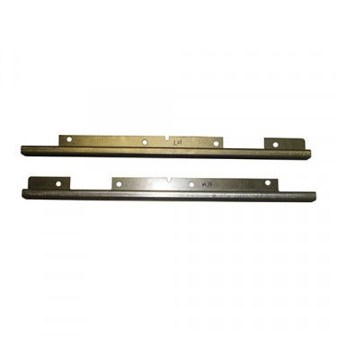 Upper Door Frame Rope Channel (pair) Fits 52-66 M38A1
