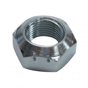 """Axle Pinion Shaft Nut (1 required per differential) Fits 41-71 Jeep & Willys (3/4"""" - 16 Later Huglock Style)"""
