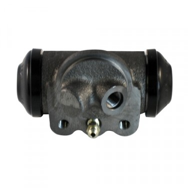 "Front Drivers Side Wheel Cylinder 1"" - Made in the USA  Fits  53-66 CJ-3B, 5, M38A1 (with 60 degree port)"