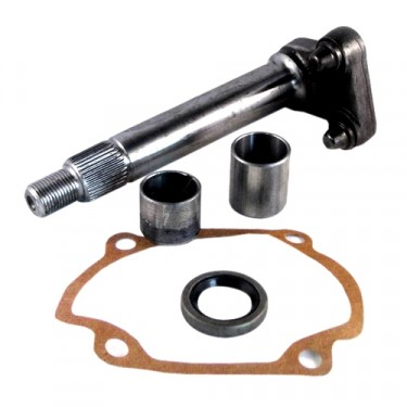 "Steering Gear Box Sector Shaft Repair Kit 7/8"" Fits  46-53 Jeepster, Station Wagon with Planar Suspension"