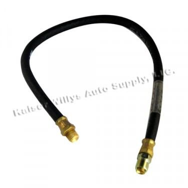 """Oil Filter Inlet Hose 19""""  Fits  50-55 Station Wagon, Jeepster with 6-161 L engine"""