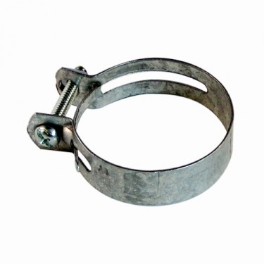 Radiator Hose Clamp (original slotted stye)  Fits  41-71 Jeep & Willys