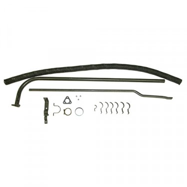 Deep Water Military Fording Kit Fits 50-52 M38