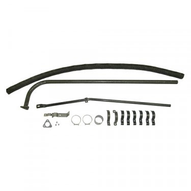 Deep Water Military Fording Kit Fits 52-66 M38A1