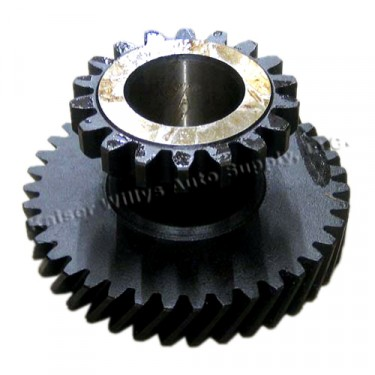 Intermediate Shaft Gear  Fits  53-71 Jeep & Willys with Dana 18 transfer case