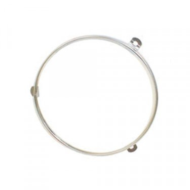 Headlight Retaining Ring (2 required) Fits 41-71 Jeep & Willys