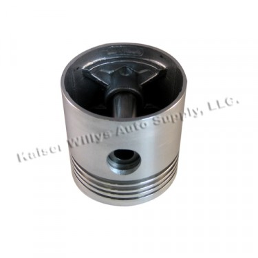 """New Replacement Piston with Pin - .020"""" o.s.  Fits  50-55 Station Wagon, Jeepster with 6-161 engine"""