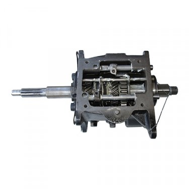 Complete Transmission Assembly (4-134 engine) Fits  41-45 MB, GPW with T-84 Transmission