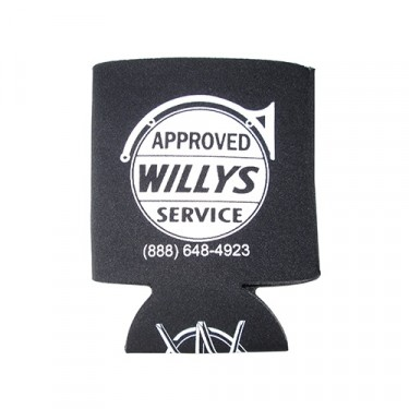 Kaiser Willys Jeep Koozie