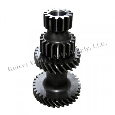 Transmission Countershaft Cluster Gear  Fits  46-71 Jeep & Willys with T-90 Transmission
