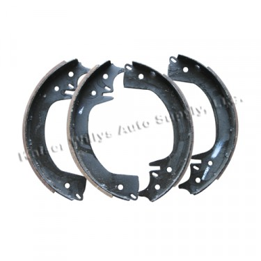 "Brake Shoe Set 11"" (per axle)  Fits  46-64 Truck, Station Wagon"