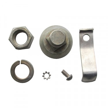 Headlight Bucket to Bracket Mounting Kit Fits: 41-45 MB, GPW