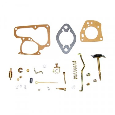 Master Carburetor Repair Kit Fits  48-71 Jeep & Willys with Carter YF carburetor