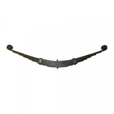 Front Leaf Spring Assembly (10 leaf)  Fits  41-64 MB, GPW, CJ-2A, 3A, 3B, M38