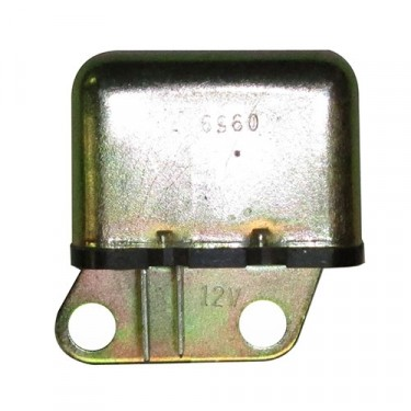 Horn Relay 12 volt (plug in style) Fits  46-71 Jeep & Willys