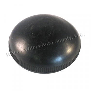 Black Transmission Gear Shift Lever Knob (push on) Fits  46-71 Jeep & Willys with T-90 Transmission