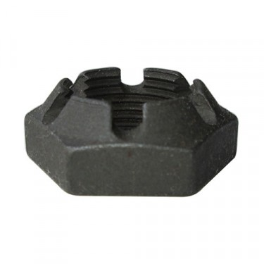 Transmission Main Shaft Nut (Castle Nut) Fits 41-71 Jeep & Willys with T84 & T90 Transmission