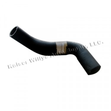 Lower Radiator Hose  Fits  67-73 Jeepster with V6-225 engine