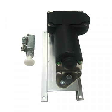 Windshield Wiper Motor Conversion Kit in 12 volt  Fits  46-64 Truck, Station Wagon, Jeepster