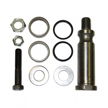"Steering Bellcrank Repair Kit (1-1/8"" shaft)  Fits  65-71 CJ-5, 6, Jeepster Commando"