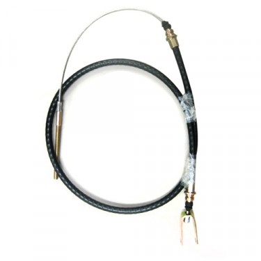 """Clutch Release Cable (58-1/4"""") Fits : 66-71 CJ-5 with V6"""