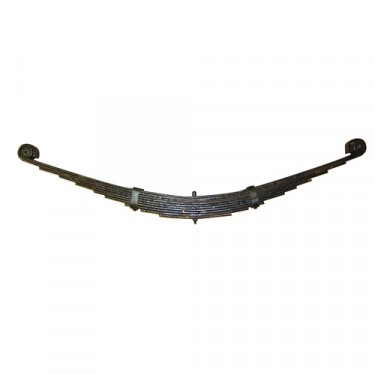 Front Leaf Spring Assembly (10 leaf)  Fits  52-71 CJ-5, M38A1