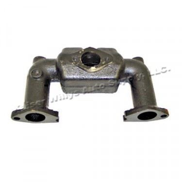 New Intake Manifold  Fits  41-53 Jeep & Willys with 4-134 L engine