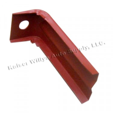 "Rear Floor Support ""L"" Bracket  Fits  46-71 CJ-2A, 3A, 3B, 5"