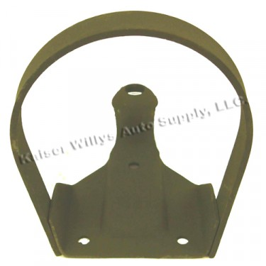 Blackout Drive Lamp Bracket (Mounts to Drivers Side Fender)  Fits  41-66 MB, GPW, M38, M38A1