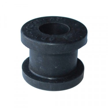 "Generator Support Rubber Bushing in ""F"" Script Fits 41-45 GPW"