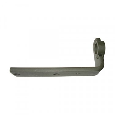 "Lower Generator Support Bracket in ""F"" Script  Fits 41-45 GPW"