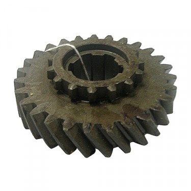 Main Shaft Gear  Fits  41-45 MB, GPW, CJ-2A with Dana 18 transfer case