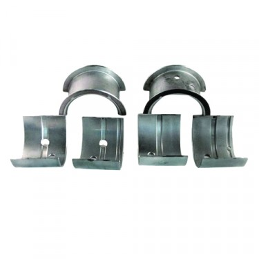 """Main Bearing Set - .080"""" u.s.  Fits  41-71 Jeep & Willys with 4-134 engine"""