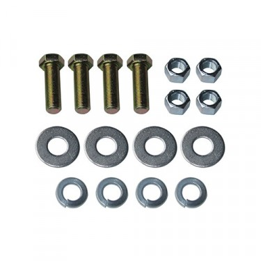 Emergency Brake Drum to Flange Hardware Kit Fits  43-71 MB, GPW, CJ-2A, 3A, 3B, 5, M38