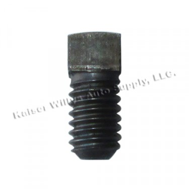 Transfer Case Shift Lever Pin Set Screw Fits 41-66 Jeep & Willys with Dana 18 transfer case