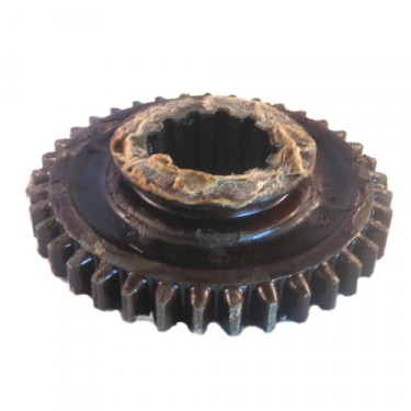 Output Shaft Sliding Gear  Fits  41-46 MB, GPW, CJ-2A with Dana 18 transfer case