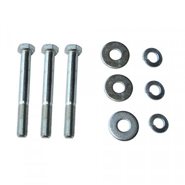 Emergency Brake Handle Assembly Hardware Kit  Fits 52-66 M38A1