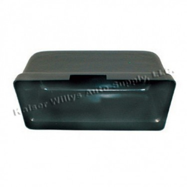 Plastic Glove Box Standard Size Replacement  Fits  55-71 CJ-5