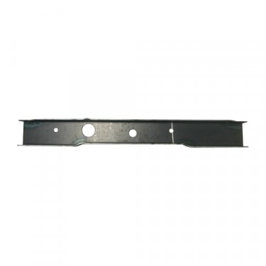 Replacement Rear Crossmember Inner Support Panel  Fits 46-75 CJ-2A, 3A, 3B, 5, 6, FC-150