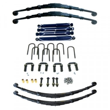 Complete Suspension Overhaul Kit  Fits  41-45 MB, GPW