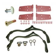 Door Handles, Hinges & Accessories