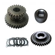 Gears & Small Parts